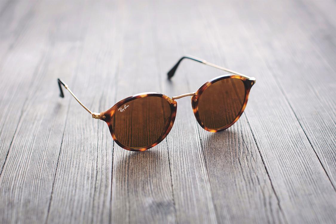 Bilde av Ray Ban RB 2447 solbriller til kr 1450,- fra N.J. Opsahl