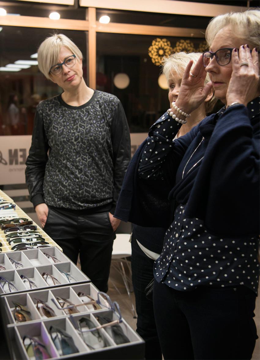 Bilde av Grenland Synssenter med sine solbriller