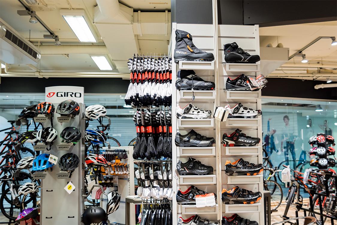 Bilde av sykkeltilbehør hos Sport 1 Skien - Arkaden