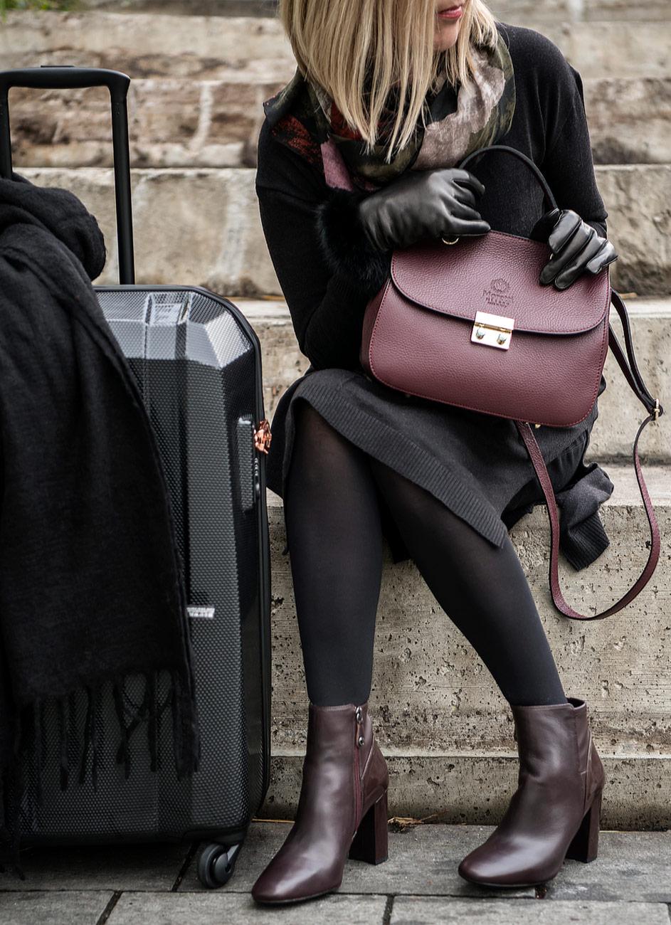 skien By koffertSkien by trend mote veske sko TOkiwPZXu