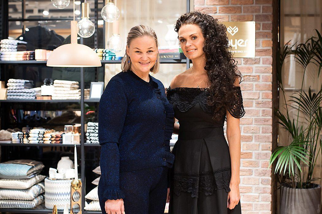 Daglig leder, Mari Aastad og markedsjef, Tone Mercedes Bøckman