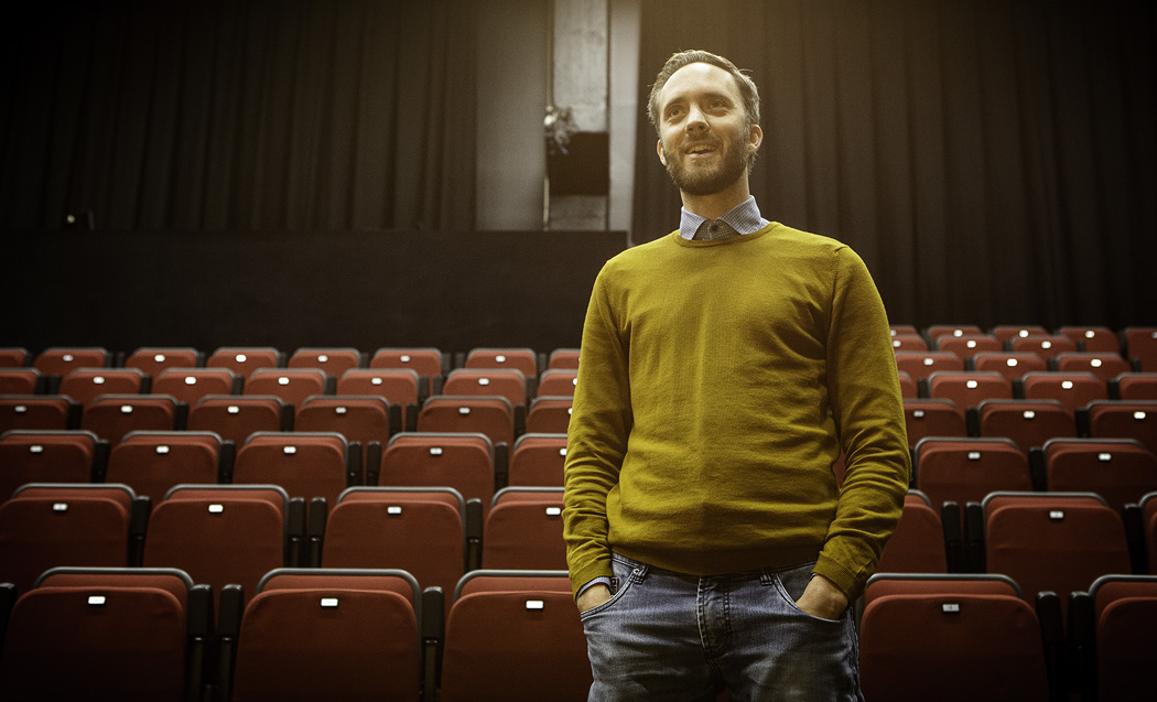 Teatersjef, Thomas Bye
