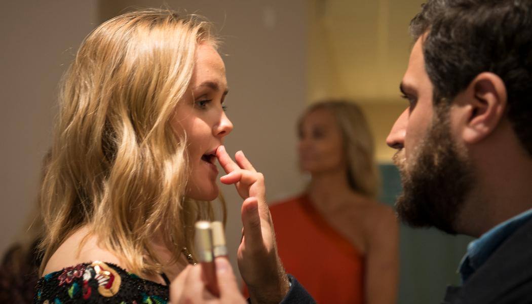 tomas erdis svensk make-up artist