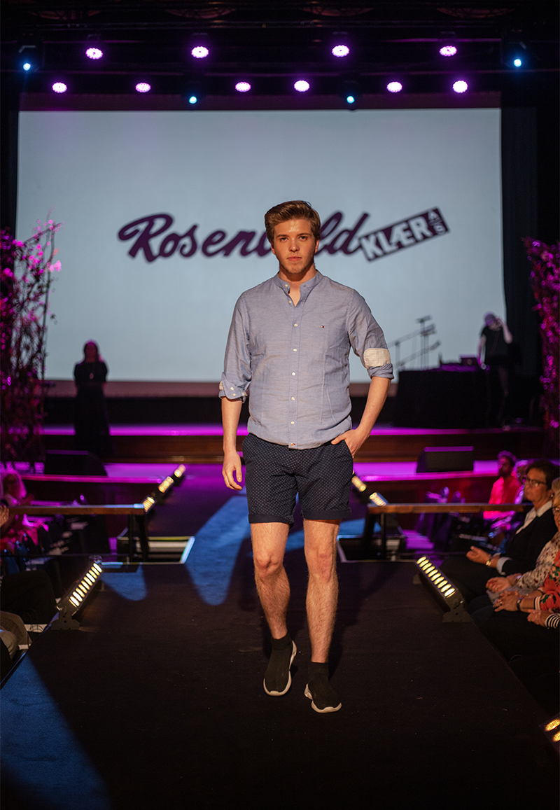 Rosenvold Skien Fashion Week 2019