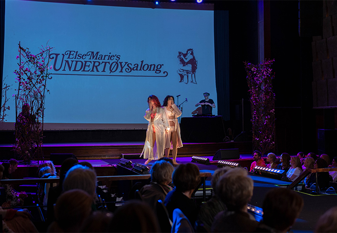 Else Maries undertøyssalong Skien Fashion Week 2019