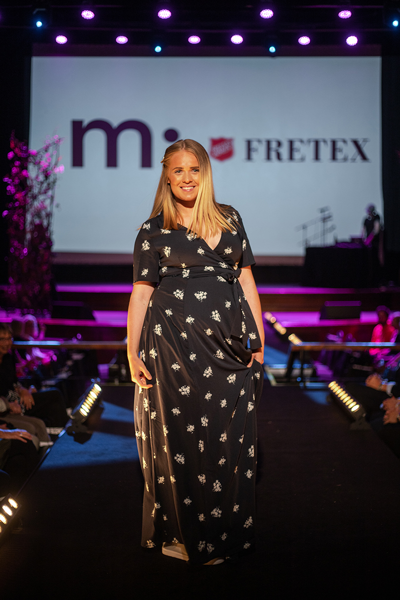 m: og Fretex Skien Fashion Week 2019