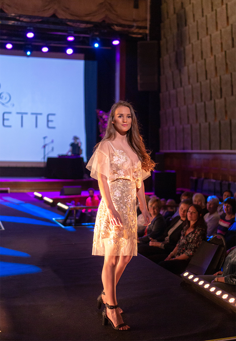Mariette Skien Fashion Week 2019