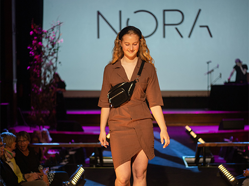 Nora Skien Fashion Week 2019