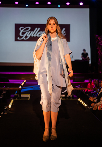 Gyllenlakk Skien Fashion Week 2019